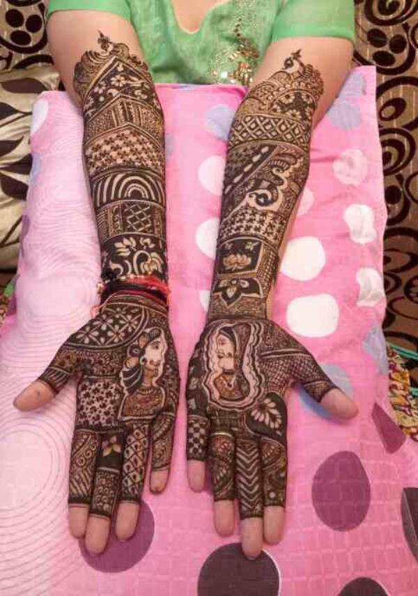 Bridal Mehandi Artist   Anuj Mehandi Artist