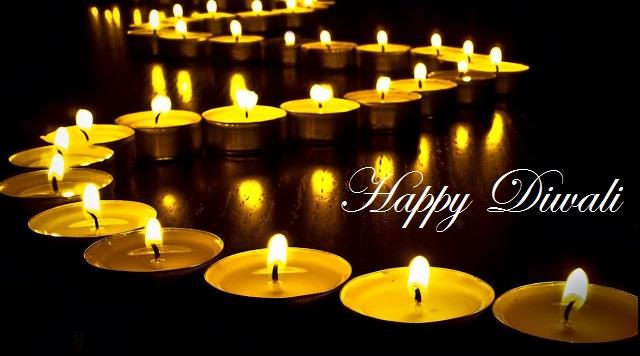 May the festival of lights fill your life with the glow of happiness and the sparkle of joy......... Wishing you Happy, Safe and Prosperous Diwali.....