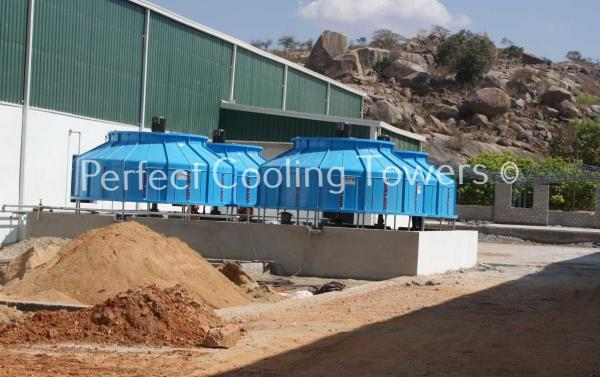 Cooling Tower Suppliers in  Shri Rampur
