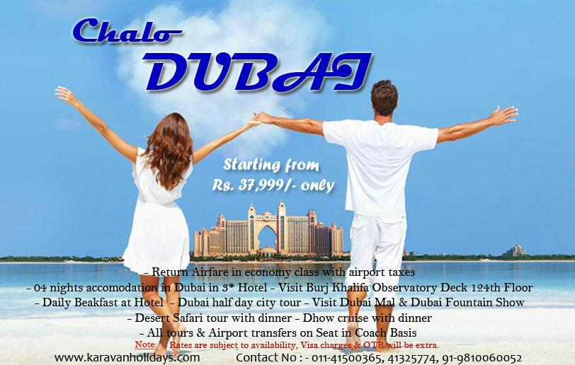 Best travel agent in South Delhi for Dubai visa, tickets and packages at reasonable price.