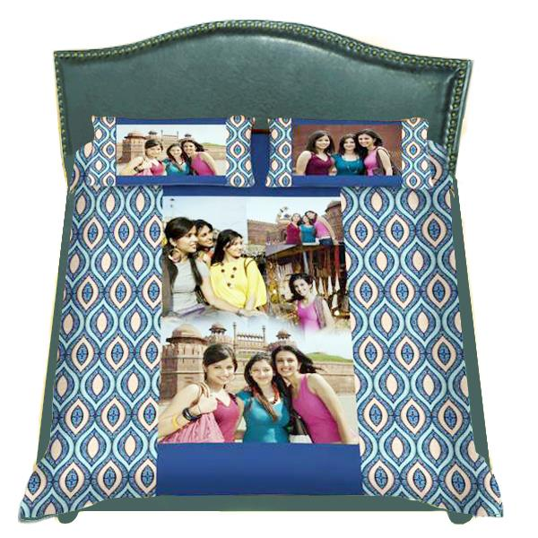 Merveilleux ... In Hyderabad Bed Sheet Photo Printing In Hyderabad Personalised Photo Bed  Sheets Online India Personalised Bed Sheets In Hyderabad Design Your Own Bed  ...