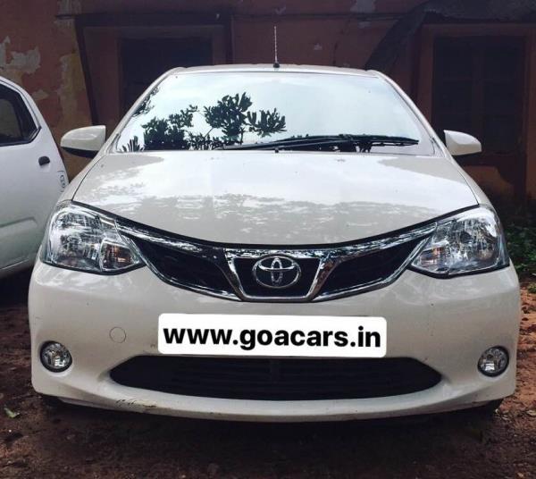 Self Drive Liva in Goa at