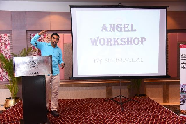 Angel Card Reader : Nitin Mohan Lal - 9971400377 Delhi, India in