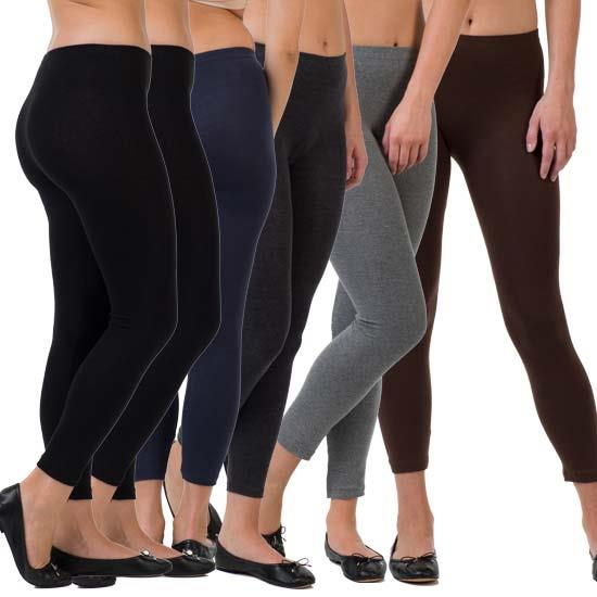 Lycra Leggings in Ti