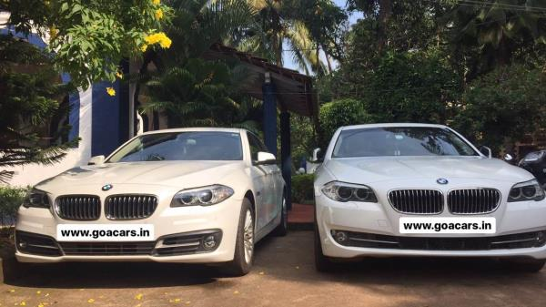 BMW 5 series Taxi Hire in