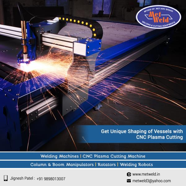 Advance CNC PLASMA with OXYFUEL cutting machine by MET WELD offers service of cutting unique shapes and multiple usages.   #CNC-Plasma-Cutting-Machine  #CNC-Plasma-Cutting-Machine-Manufacturers-in-Ahmedabad  #CNC-Plasma-Cutting-Machine-Manufacturer-in-Gujarat  #CNC-Plasma-Cutting-Machine-suppliers-in-Ahmedabad  #CNC-Plasma-Cutting-Machine-suppliers-in-Gujarat