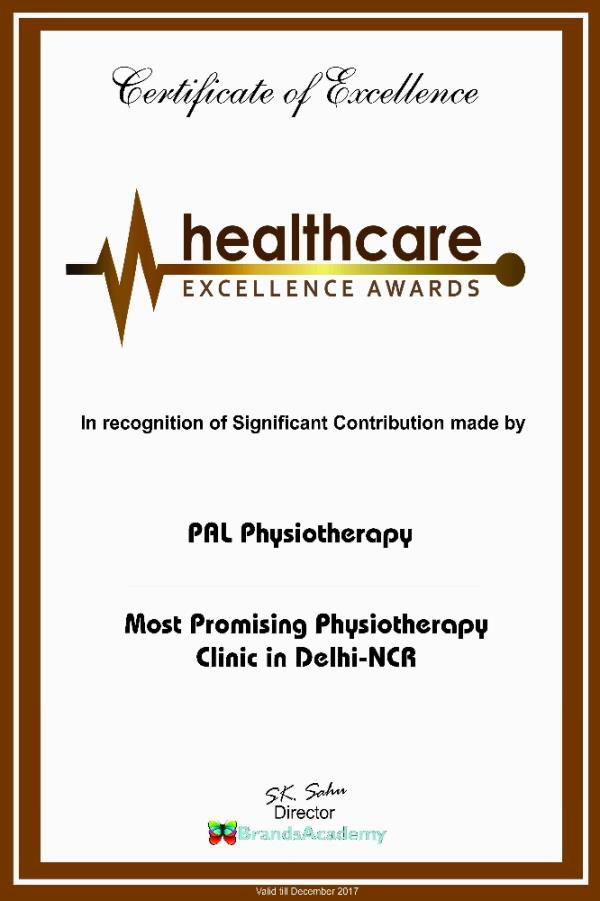 linic in Gurgaon PAL PhysiotherapyWe provide the best orthopaedic physiotherapy services at PAL Physiotherapy clinic in Gurgaon. We have a highly equipped physiotherapy clinic with imported electrotherapy machines providing evidence-based physiotherapy practices. Our clinic has all the necessary equipment, modalities, and a sophisticated exercise and fitness regime. We also provide home-visit service treatments for our patients for paralysis, total hip replacement, sciatica, disc problem, back pain, cervical pain etc.For more information:www.palphysiotherapy.com