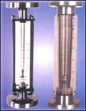 Model no : ACRYLIC BODY ROTAMETER (SERIES-JB-ABR-206) Suitable for online installation with flanged or screwed connection with several option of material for the wetted part. Available Sizes : 15 NB to 100 NB Ranges : • 2.5 to 40, 000 LPH of water at temperature upto 50 degree • 0.1 to 1000 Nm³/hr of air. Accuracy : ±1.5% of FSR.