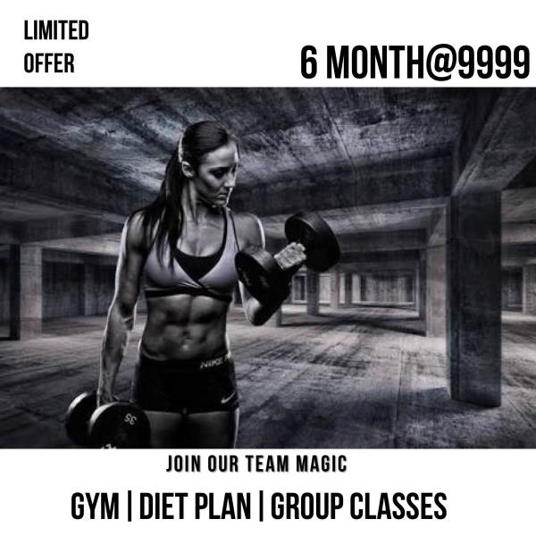 #gym #in #ludhiana #gym #in #brsnagar #femalegym #fitness #weightloss  #aerobics #yoga #dietplan  Benefits of Exercise & Diet. Combining exercise with a healthy diet is a more effective way to lose weight than depending on calorie restriction alone. Exercise can prevent or even reverse the effects of certain diseases. More info :9872451015