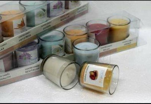 Scented votive candles  Discover our scented votive candles, radiating the atmosphere around with heavenly light and calming scents. This is our everyday candle  collection, used by one and all. Our hot selling fragrances like lavender, vanilla, Rose, musk, strawberry, cinnamon apple, mogra, Jasmine, and many more  make these votive candles unique and suitable for a occassions.