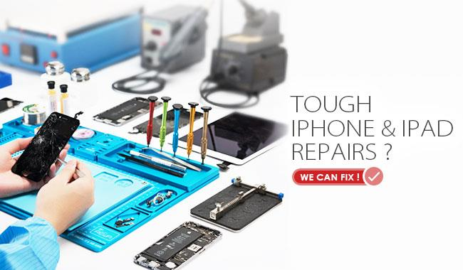 TOUGH IPHONE & IPAD