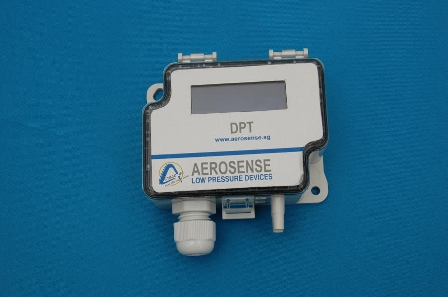 Aerosense Differential Pressure Gauge,