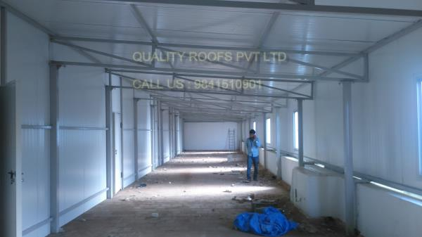 Sandwich Puf Panel Roofing Chennai    We are the best Sandwich Puf Panel Roofing Chennai. The offered panels are ideal way to insulate any home or industrial premises. These panels are manufactured by making use of premium quality material and contemporary technology by skilled workforce at our production unit. These panels are strictly tested on predefined quality parameters to ensure their flawlessness prior to deliver at our clients' end.  We are the best Roof Designer In Chennai.