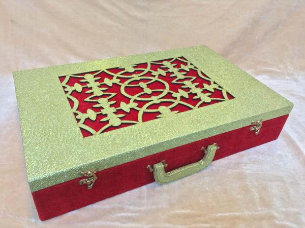 MDF Sherwani Box  We are leading manufacturer, supplier and wholesaler of MDF Sherwani Box in Delhi