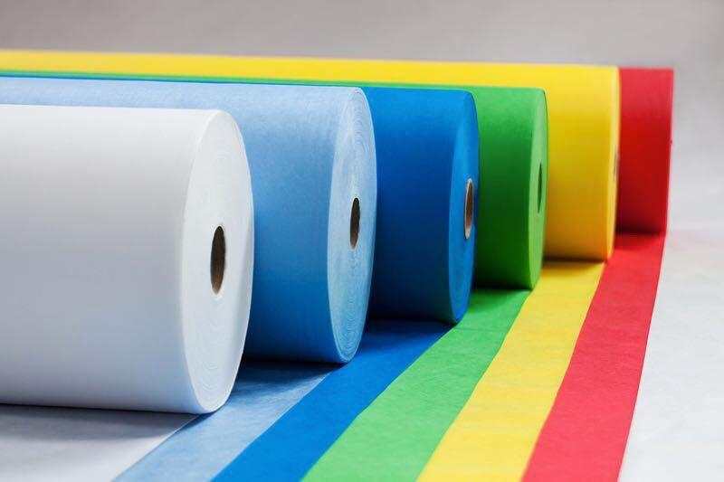Laminated non woven fabric Manufacturers In Delhi NCR India Laminated non woven fabric is made at surya laxmi industries by using best quality material that meets the international standards and still is available at very reasonable rates. The laminated non woven fabrics have a glossy look and are generally used in gifting and advertising. There are two types of non laminated fabric available at surya laxmi industries.
