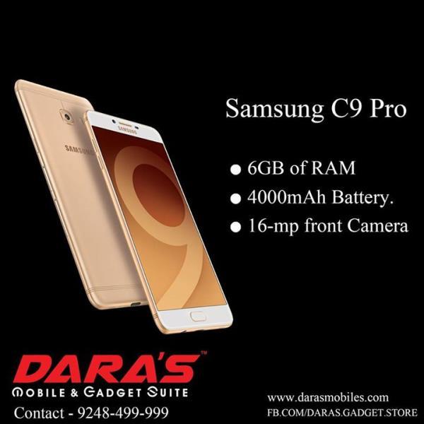#Samsung_C9 Pro #4000_Mah Batttery DARAS