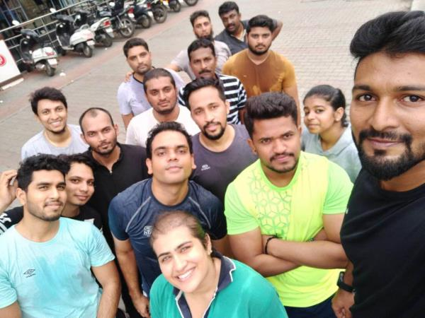 Hey Guys  Very Good Morning  Have a Fitness Weekend 💪👍 It was a amazing Boot Came and Crazy Workouts  Who all missed it they can join next weekend on Saturday morning at 6.30 @ only in Body Vignyan  Your Fitness Duniya and who all enjoy the boot came today like the Face Book Page we will come up with new Boot Came and Workout   Thank you  Body Vignyan  Your Fitness Duniya 💪👍
