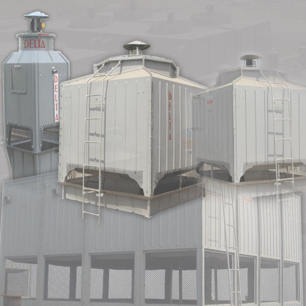 Delta - Manufacturer of Cooling Tower  We are occupied in providing the top quality series of Water cooling towers in India.  www.deltacoolingtowers.in - by Delta Cooling Towers P. Ltd.  9811156637, New Delhi