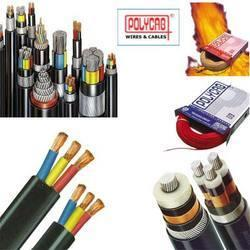 POLYCAB   FRLS PVC COPPER WIRES  Leading suppliers of   POLYCAB  FRLS   PVC COPPER WIRES  -  1 sq.mm   1.5 sq.mm 2.5 sq.mm,   4  sq.mm  6 sq.mm &  10  sq.mm,  16 sq.mm   -  wide range  of  multicores  copper flexible wires & cables.''