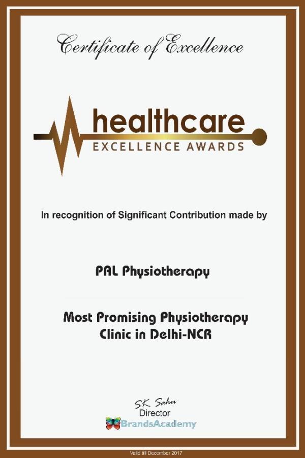 linic in Gurgaon PAL PhysiotherapyWe provide the best orthopaedic/ Neuro Physiotherapy services at PAL Physiotherapy clinic in Gurgaon. We have a highly Equipped physiotherapy clinic with Imported Ectrotherapy machines providing evidence-based physiotherapy practices. Our clinic has all the necessary equipment, modalities, and a sophisticated exercise and fitness regime. We also provide Home-visit service treatments for our patients for Brain Stroke/Paralysis, Parkinson's Disease, Total Hip Replacement, TKR, Sciatica, Disc problem, Back pain, Cervical pain etc.For more information:www.palphysiotherapy.com