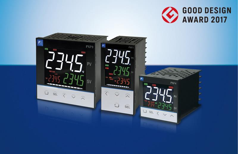 Upgrade to PXF series PID. Fast Sampling Time, Highly accurate. PXF Temperature Controller have won