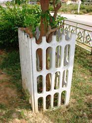 Concrete Tree Guard