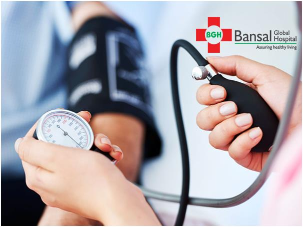 Best way to maintain normal blood pressure  In out day to day busy lives, we often suffer from so many physical discomforts that we choose to ignore most of them. But do you know so many of these problems rise from abnormal blood pressure?  Bansal Global Hospital Read More : https://bansalglobalhospital.com/best-way-maintain-normal-blood-pressure/