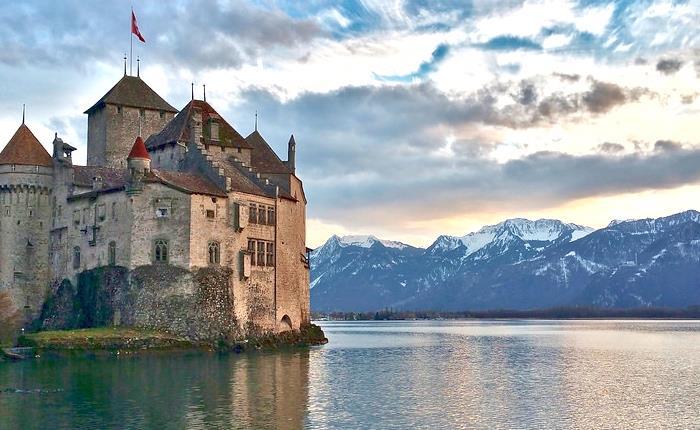 Top of Switzerland starti