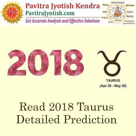 oscope Predictions:2018 Detailed Horoscope for Taurus Zodiac now available, read here 2018 detailed Taurus Free Horoscope Predictions. #2018Taurus #2018FreeHoroscope