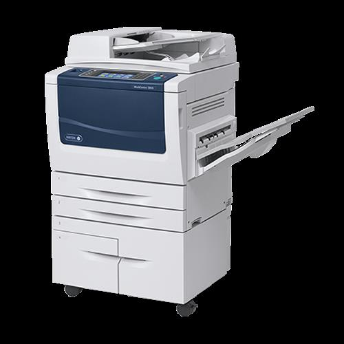 Xerox Work Center 5855 Copier
