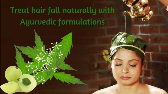 Best ayurvedic treatment for Dandruff, Hair Fall, Hair graying, Headache in nashik