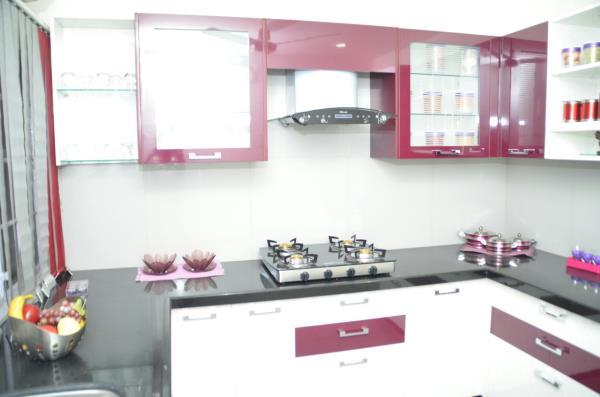 Modular Kitchens In Udai