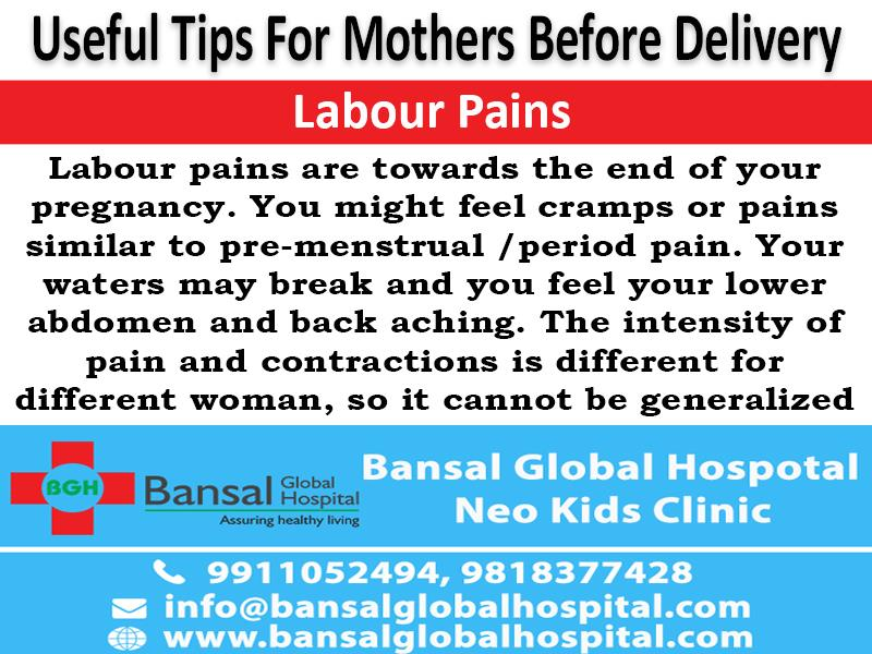 Useful Tips For Mothers B