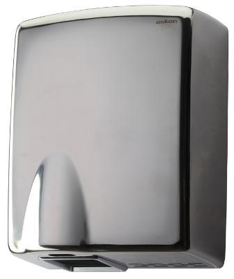 Heavy duty stainless hand dryer, made-in-india, excellent quality, 18 months warranty and 36 months warranty on motor, best safety features with thermal cut-off and thermostat, safety shut down feature to prevent vandalism and misuse, PAN india sales and service network   Hand dryer manufacturers in Mumbai, Hand dryer manufacturers in Delhi, Hand dryer manufacturers in New Delhi, Hand dryer manufacturers in Gurgaon, Hand dryer manufacturers in Kolkatta, Hand dryer manufacturers in Jaipur, Hand dryer manufacturers in Pune, Hand dryer manufacturers in Ahmedabad, Hand dryer manufacturers in Vadodara, Hand dryer manufacturers in Chennai, Hand dryer manufacturers in Hyderabad, Hand dryer manufacturers in Bangalore, Hand dryer manufacturers in Cochin, Hand dryer manufacturers in Trivandrum