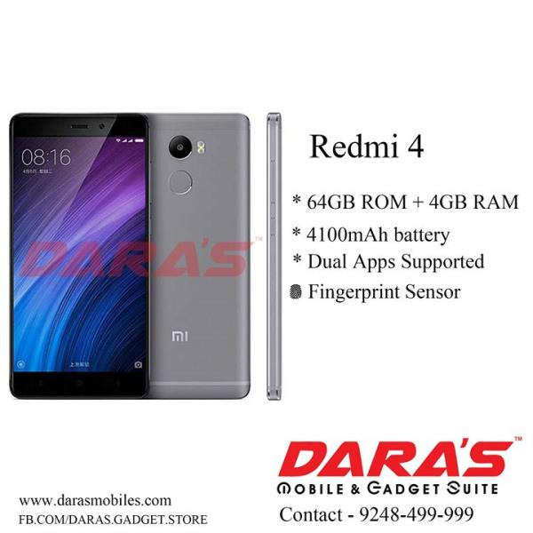 #Redmi_4 Now Available at DARAS