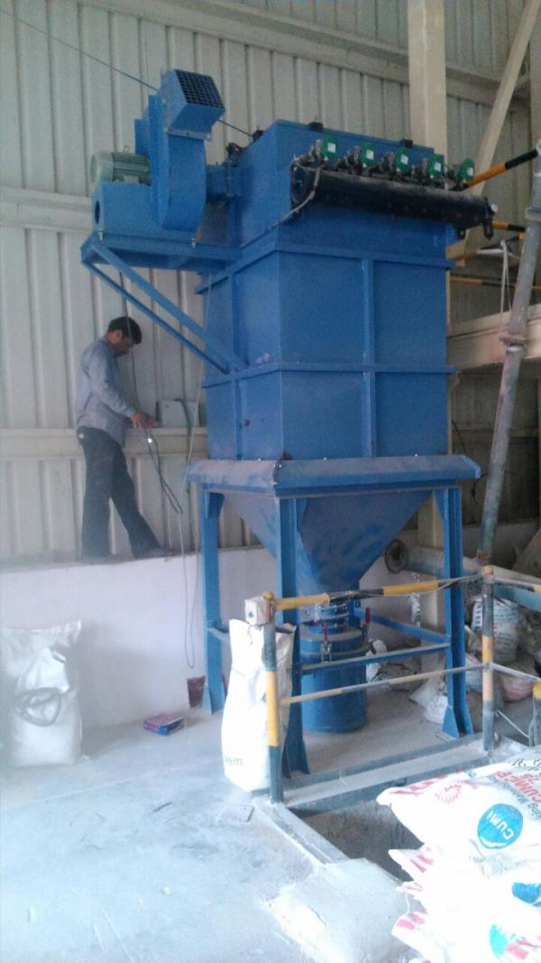 Industrial Dust Collection System Manufacturer In Chennai