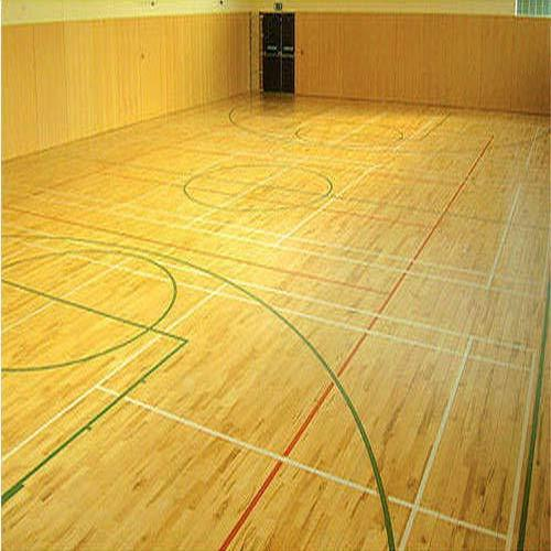 Sports Flooring  We Sundek Sports Systems are manufacturers of Sports Flooring in Mumbai.  As well as in India. Product Details: Sundek Sports Flooring	Indoor and outdoor flooring  We are an eminent manufacturer, trader, importer & supplier of a high quality range of Sports Flooring. As per the demands and needs of our customers, we are providing them superior quality Sports Flooring. These Sports Flooring are affordable and reliable due to which these are appreciated by customers. Sports Flooring are widely demanded in schools, colleges & many more places for sports, this flooring is made by our highly experienced workforce by utilizing latest techniques & quality material in strict adherence with the set quality norms. We also offer installation service of this flooring to our valuable clients as per their needs.  Features:   Good quality Reliable Durable Beautiful design Light weight High strength