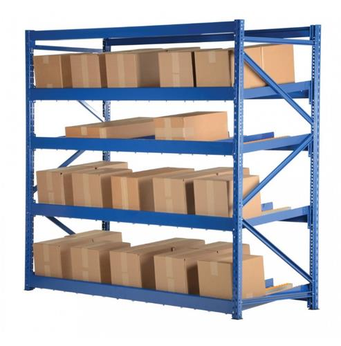 We also hold expertise in offering our customers a wide range of Office Racks. The fashionable design of office racks with segments each are splendidly designed. These office racks are manufactured with high-grade raw material and ensure optimum quality. These office racks are available in a range of shapes, sizes, designs and they have a very durable make.  These office racks can be given 3 sides open type or 3 sides covered with sheets depending on the requirements.The shelves of the office racks can be designed to carry a UDL of 50 kgs to 150 kgs depending on the requirements.  Features: High quality Durable Sturdy  For Inquiries outside Mumbai: Minimum Order Quantity: 20 No.