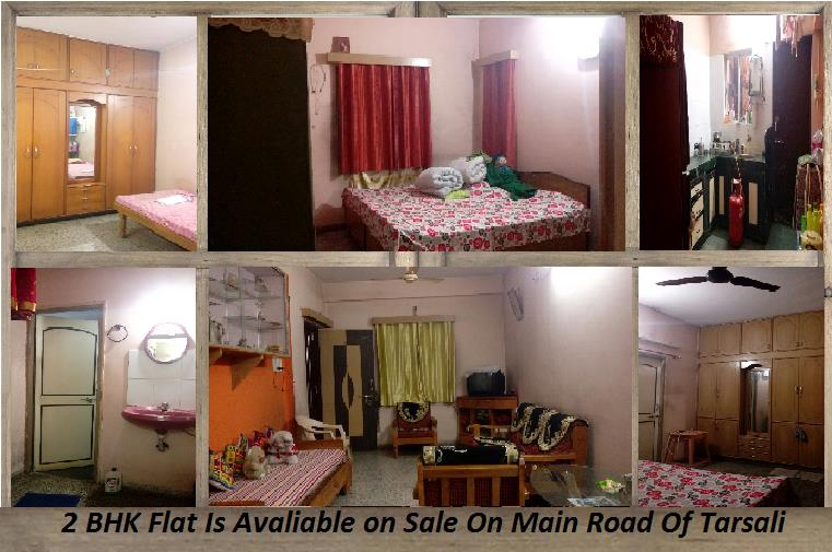 2 BHK Flat is Available o