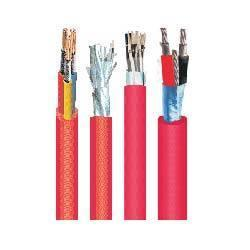 FIRE SURVIVAL CABLES  DEALERS.COM  600/1000 V, Stranded Round Non Compacted (Class 2) Bare Copper Conductor, Alongwith Glass Mica Tape, Xlpe Insulated, Cores Laid Up, Extr Lszh St2 Innersheath, Single Layer Gi Round Wire Armd, St2 Lszh Orange Outersheathed. Fire Survival Cable As Per Bs 7846.