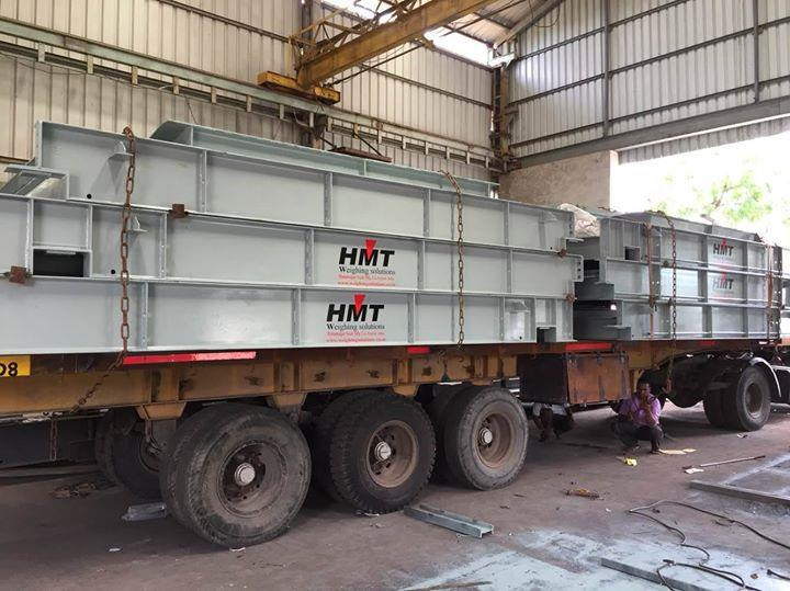 HMT Portable (Foundation less) Modular Weighbridge dispatched to one of our esteemed client.  #hmtweighbridge #weighbridge #foundationless #modular #himatnagar #maharashtra #gujarat #truckscale #toughdeck  For more info visit us at http://weighingsolutions.co.in/bizFloat/599433d272a3090b24b2cd97/HMT-Portable-Foundation-less-Modular-Weighbridge-dispatched-to-one-of-our-esteemed-client-hmtweighbridge-weighbridge-foundationless-modular-himatnagar-maharashtra-gujarat-truckscale-toughdeck-