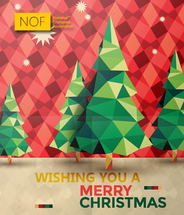 Wish You All A Merry Christmas. #ChristmasWithNOF