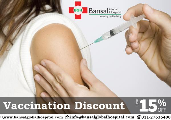Get Upto 15% Discount at BGH Hospital  To get More Offers at BGH -  Visit : https://bansalglobalhospital.com/doctor_consultancy_offer/