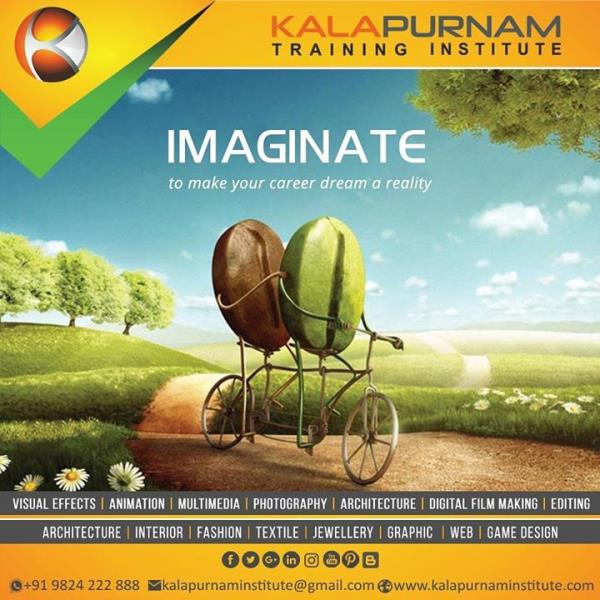 IMAGINATE  to make your c