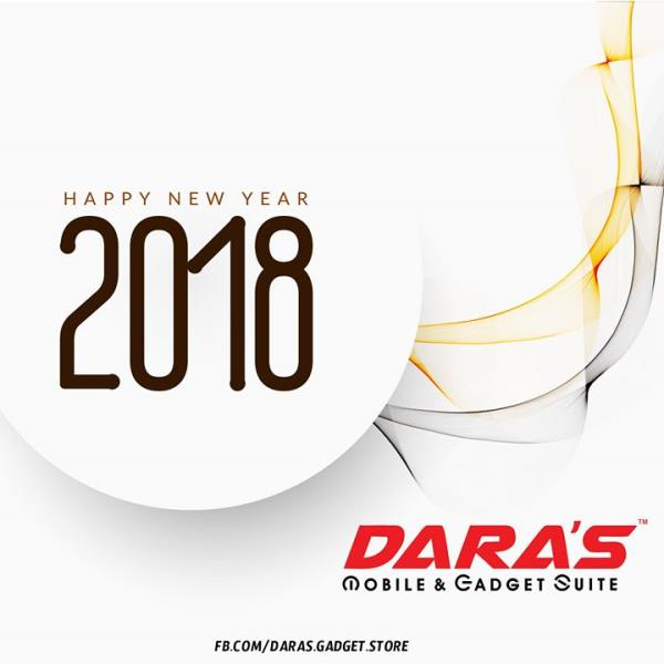 #Happy_New_Year From DARAS