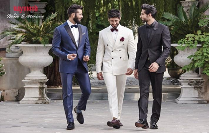 New Wedding Collection Suits Now At The Raymond Girisons Wakdewadi Pune