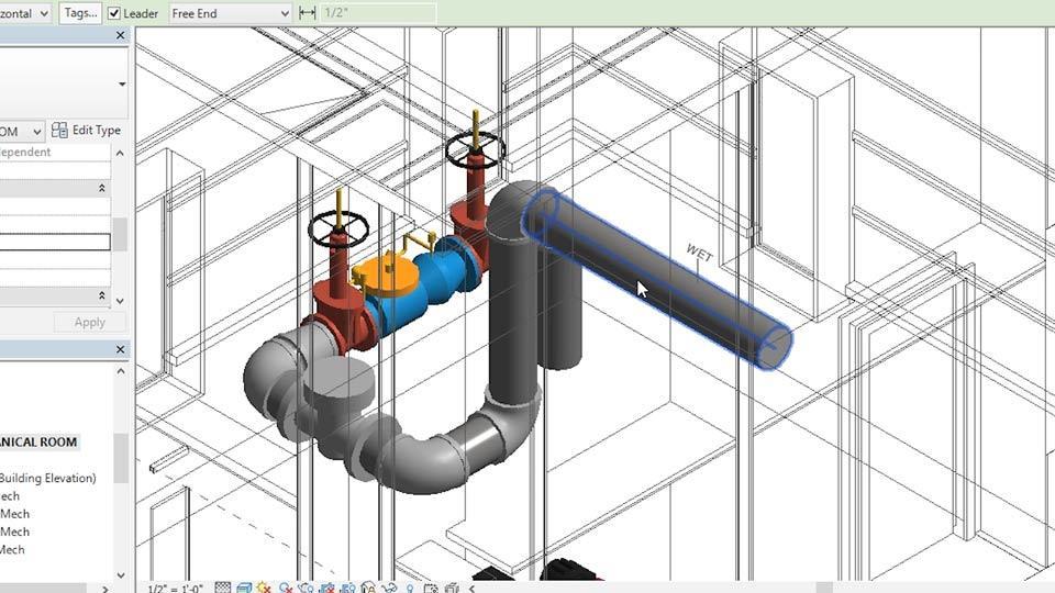 Autodesk Revit MEPRevit