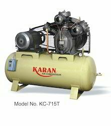 All type air compressor manufacturer in Ahmadabad