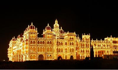 Group incentive tour to Bangalore and Mysore . For Cost and its detail please write uholidays@gmail.com or 24 X7 09213531173   Day 01: Bangalore – Mysore (130 Kms Time taken 3 hours) Meet & Greet by Unique Holidays representative at airport, after a short briefing on your trip check in to airport to board your flight. Breakfast on flight or we will give a packed breakfast) On time departure to Bangalore, Arrive Bangalore and board your booked Coaches to proceed to Mysore. Arrive Mysore and check in to your pre booked hotel followed with Lunch. Later after lunch evening visit to famous Vrindavan Garden and drive back to hotel, Dinner at hotel. Overnight at Hotel in Mysore		(B/F, L, D)  Day 02: Mysore - Bangalore This morning after breakfast at hotel proceed to visit Mysore Palace. Later back to hotel Bangalore for Lunch and check out. Back to Bangalore Enroute visit Srirangapatnam, a historical place related to Tipu Sultan. Arrive Banglore in evening, Bangalore is the capital city of Karnataka state known as Garden City or Silicon Valley of India. Day is free for rest or leisure Dinner at hotel Overnight at hotel in Bangalore	(B/F, L, D)  Day 03: Bangalore Today after breakfast, your day is on to Visit Venderla water park. Lunch at park restaurant. Evening back to hotel. Day is at rest or leisure. Dinner at hotel Overnight at hotel in Bangalore. (B/F, D)  Day 04: Bangalore This morning after relaxed breakfast proceed for a half day city tour of Bangalore visiting Lalbagh Botanical Gardens, Later visit Tipu's summer Palace - which he endearingly called lask-e-jannat (the envy of heaven) an inscription on the wooden screen describes the palace as the