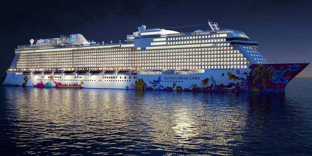 Dream Cruise Singapore on